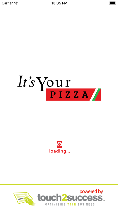Its Your Pizza screenshot 1