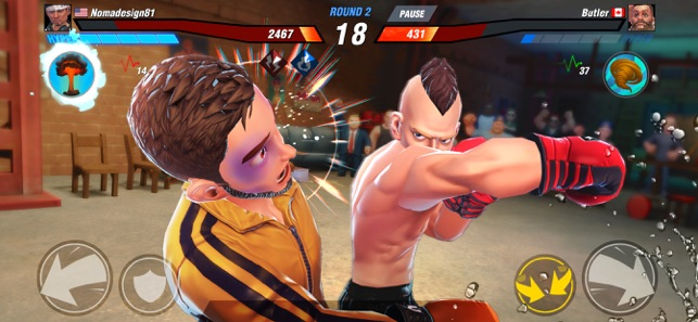 ‎Boxing Star Screenshot