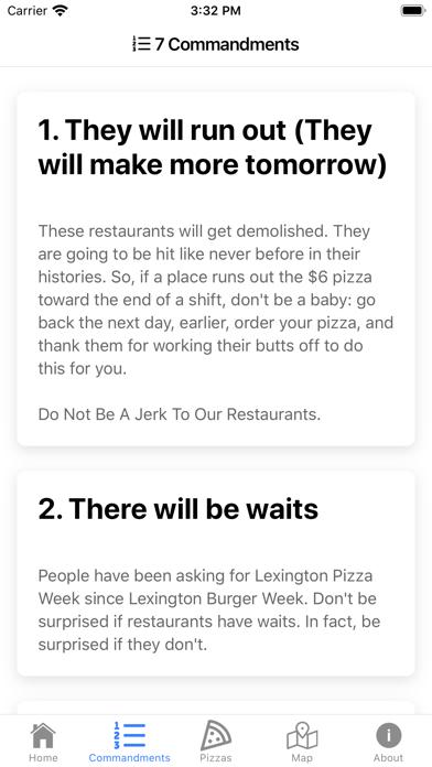 点击获取Lexington Pizza Week