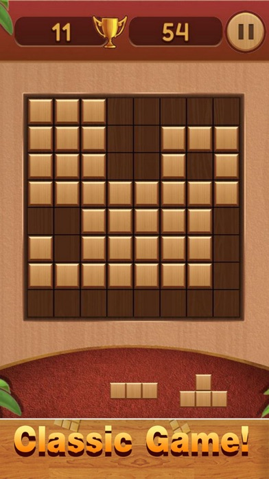 Puzzle World: Wooden Style screenshot 2
