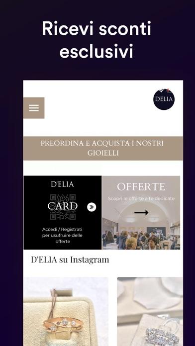 Screenshot for D'Elia in Finland App Store