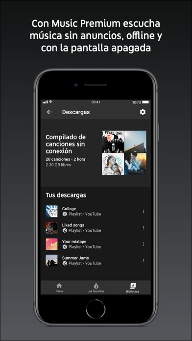 Descargar YouTube Music para Android