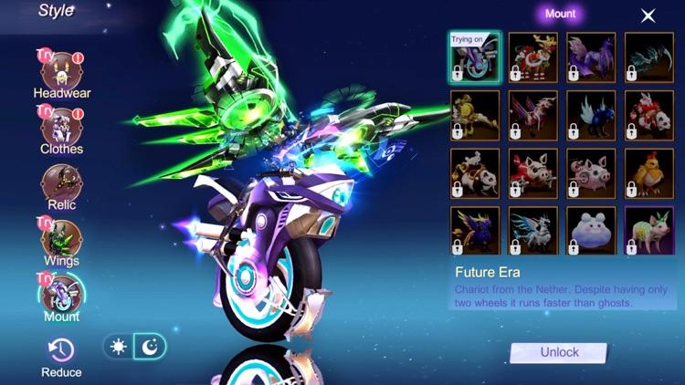 Eternal Sword M screenshot-4