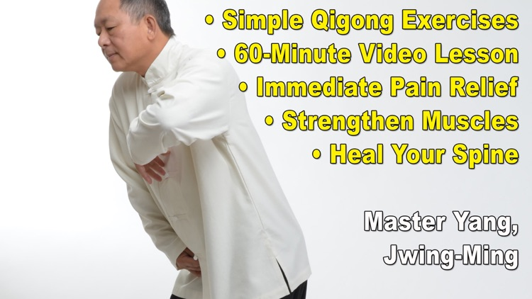 Qigong for Back Pain Relief screenshot-3