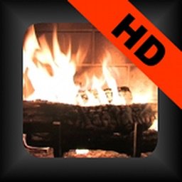 Fireplace With Music HD