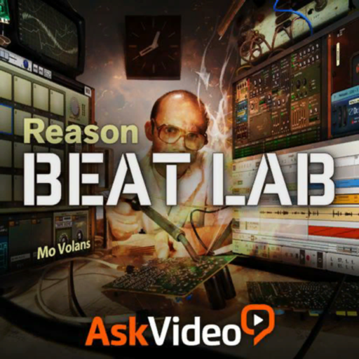 Beat Lab Course For Reason 8