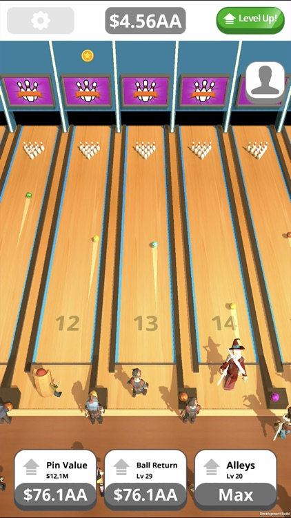 Idle Tap Bowling screenshot-3