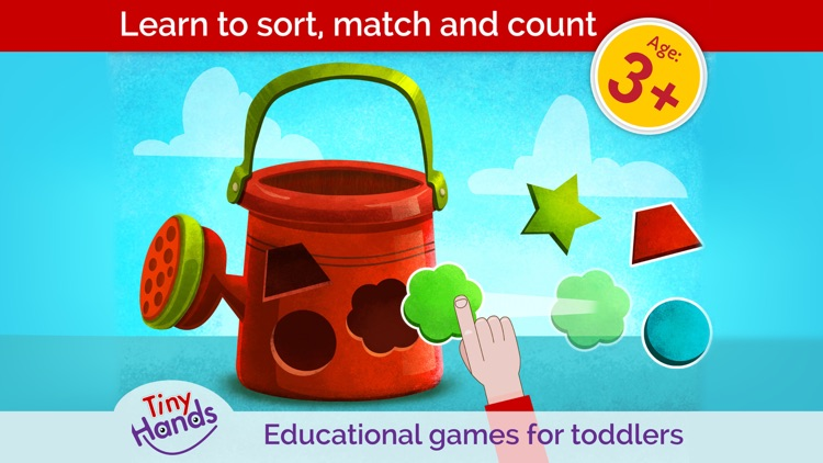 Learning games for toddlers 3+ screenshot-4