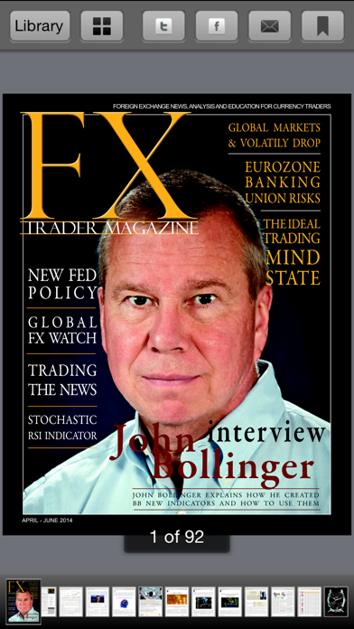 Fx Trader Magazine review screenshots