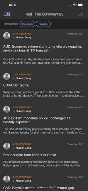 eXecute by J P  Morgan on the App Store