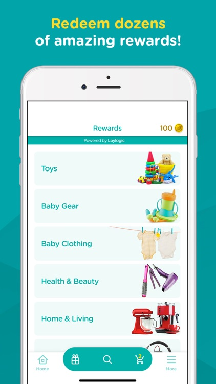 Pampers Club-Rewards & Deals screenshot-3