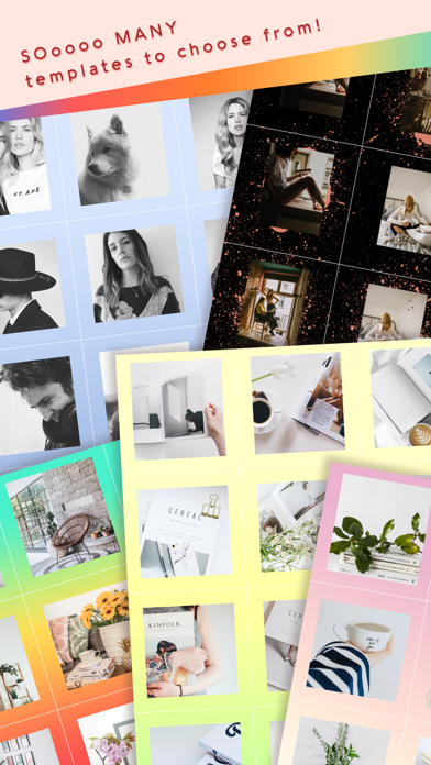 Typic Grids for Instagram screenshot 3