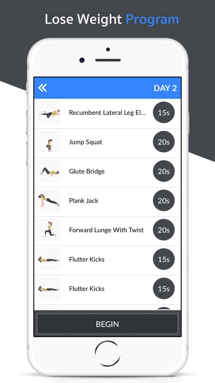 Weight Loss Workout at Home screenshot-3