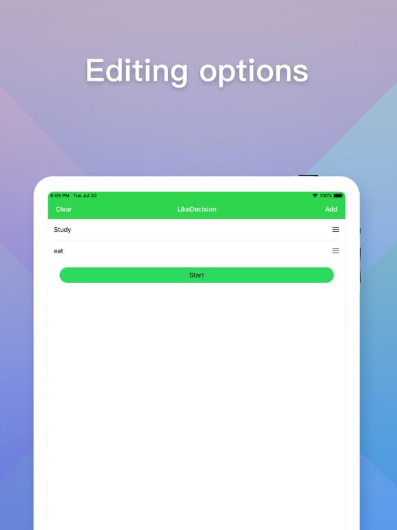 LikeDecision screenshot 11