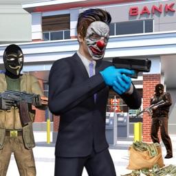 Bank Robbery Spy Thief
