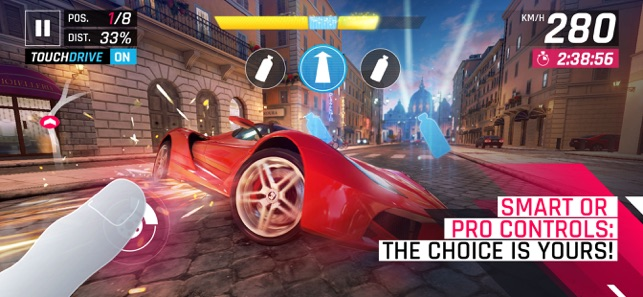 asphalt 8 hack apk download android 1