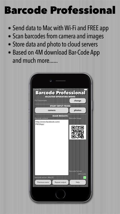 Barcode Professional