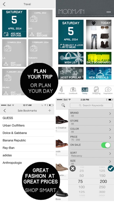 Mod Man - Closet & Lookbook Screenshot on iOS