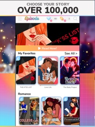 Episode - Choose Your Story ipad images