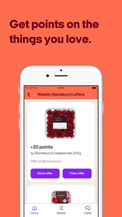 Nectar – Offers and Rewards screenshot two
