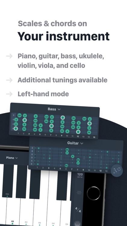 TONALY: Write & practice music screenshot-6