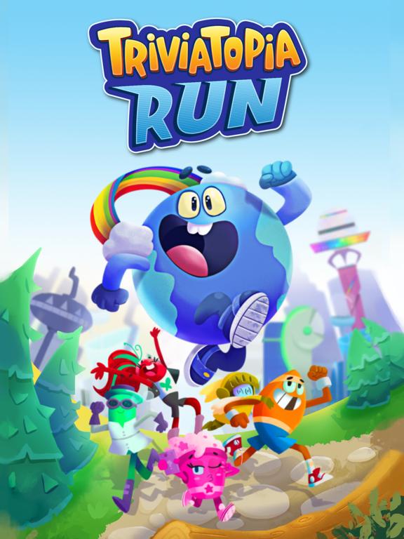 Triviatopia Run screenshot 6