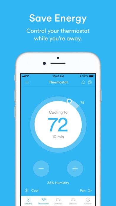 Vivint Smart Home by Vivint (iOS, United States) - SearchMan App