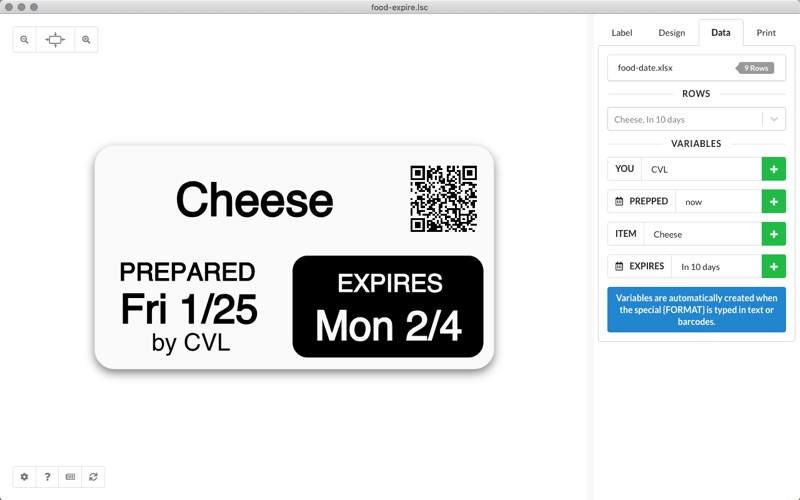 Label Live App Price Drops