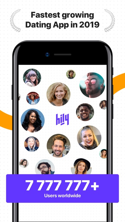 Hily - Dating App for Singles screenshot-0
