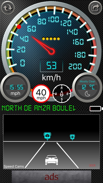 Speedometer-- screenshot-6