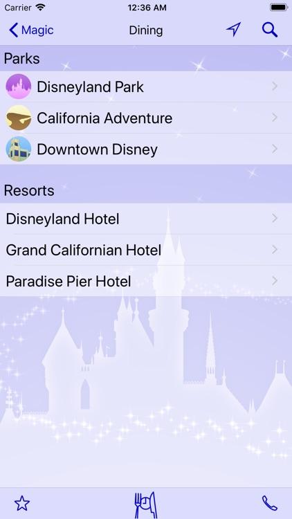 Magic Guide for Disneyland screenshot-8