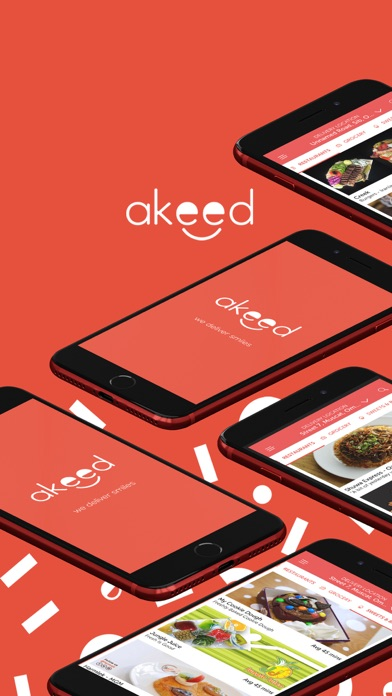 Akeed Delivery screenshot one