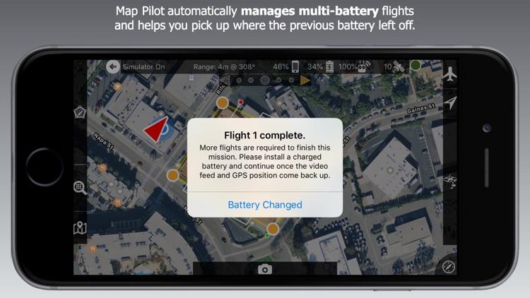 Map Pilot for DJI - Business screenshot-3