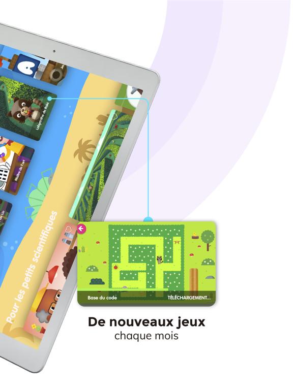 Screenshot #5 pour Papumba:Jeux enfants 2 à 7 ans