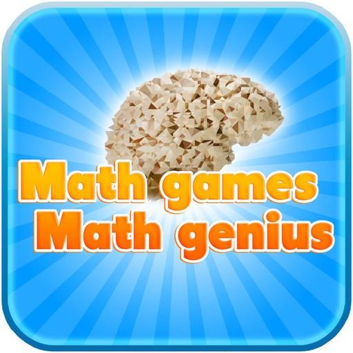 Math Games Math Genius