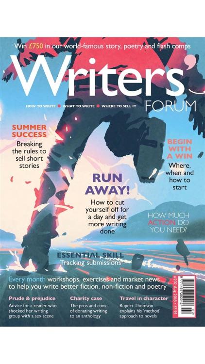 Writers' Forum Magazine screenshot-9