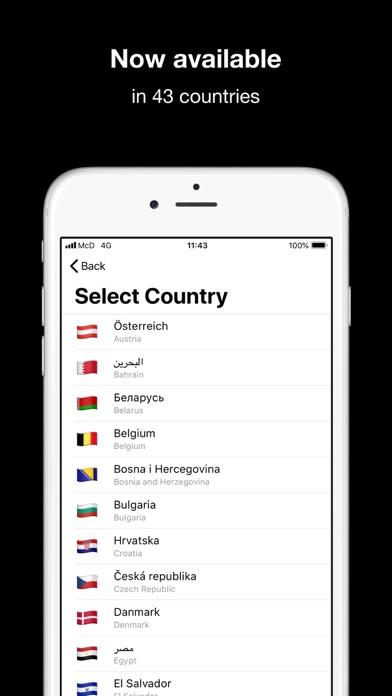 Screenshot for McDonald's in United Arab Emirates App Store