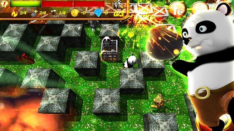 Hero Panda Bomber screenshot-0