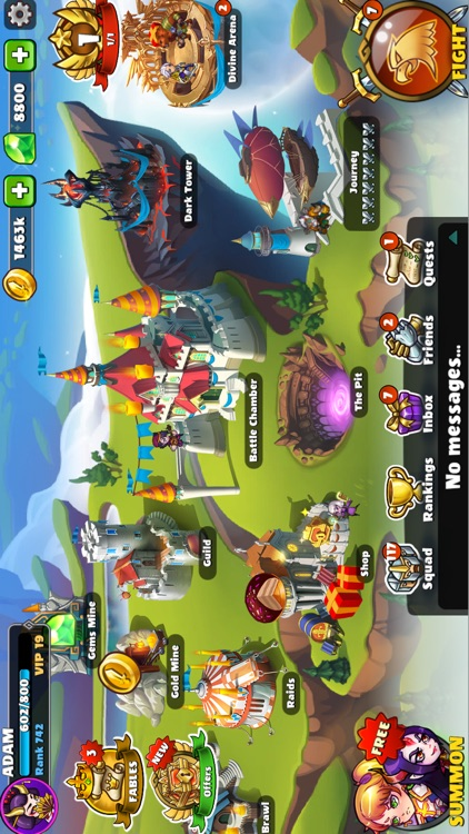Mighty Party: Battle Heroes screenshot-5