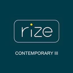 Rize Contemporary III - O
