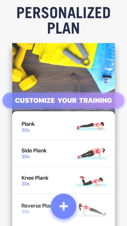 At Home Plank Workouts screenshot-3
