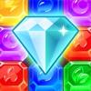 Diamond Dash リラックスできる宝石パズルゲーム - iPadアプリ