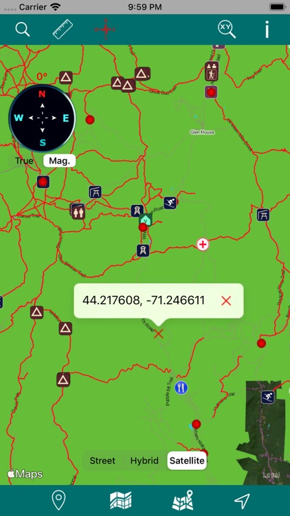 White Mountain National F. Pro screenshot-3