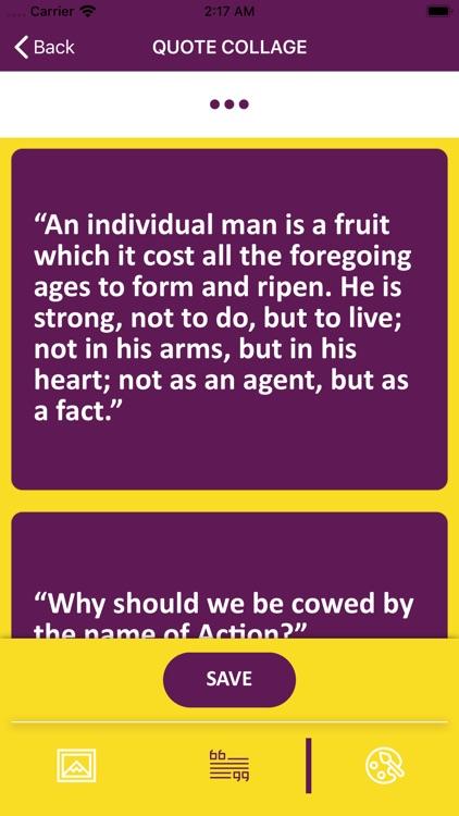 Ralph Waldo Emerson Wisdom