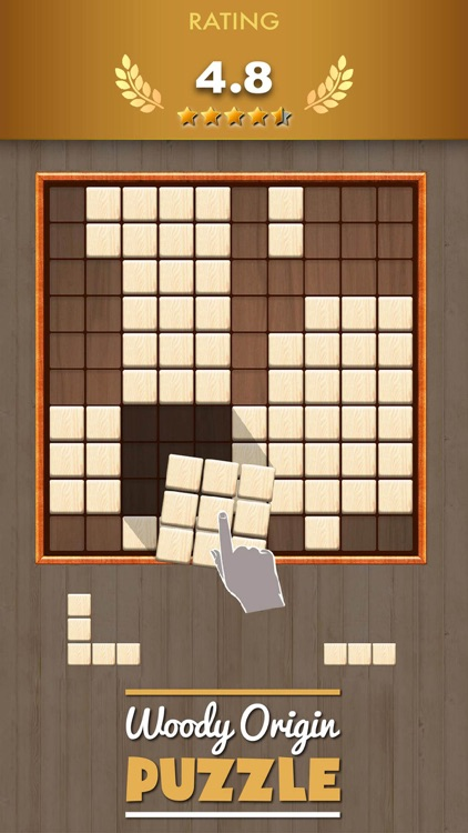 Block Puzzle Woody Origin