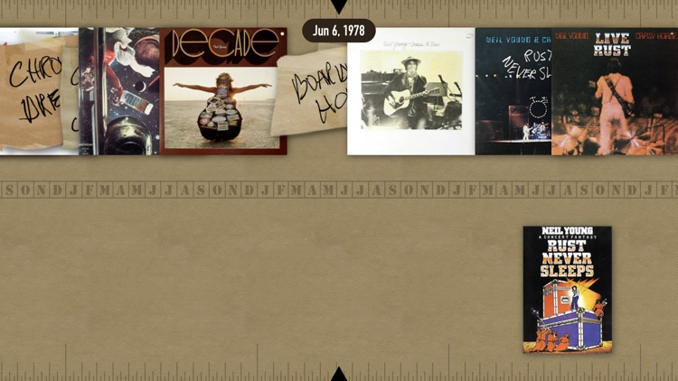 Neil Young Archives screenshot-4