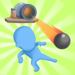 Cannons 3D Run Dodge