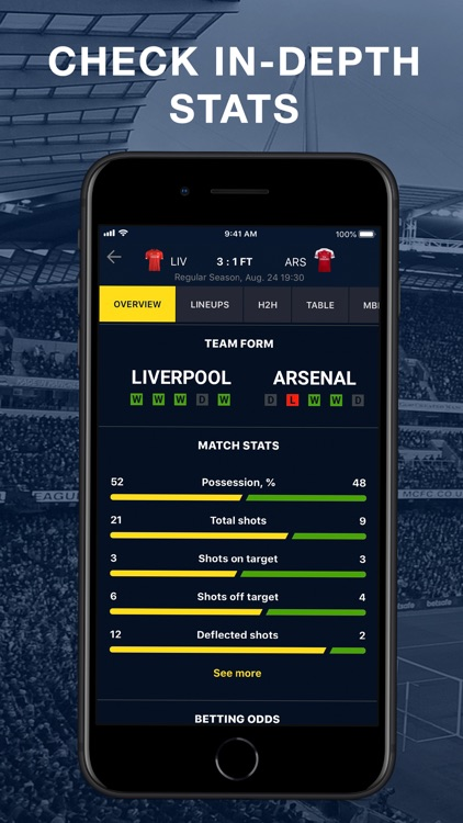 Pitch Football News & Scores