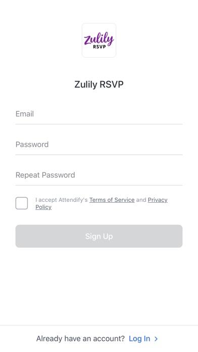 Zulily RSVP