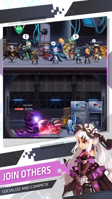 Screen Shot Nova Heroes 1